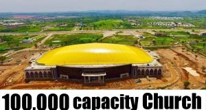 Dedication of Glory Dome (100,000 Capacity) Dunamis Church In Abuja