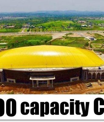 Dedication of Glory Dome (100,000 Capacity) Dunamis Church In Abuja
