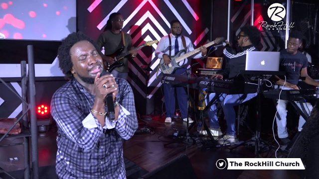 Dr. Sonnie Badu 2018 Intimate Worship At RockHill Church