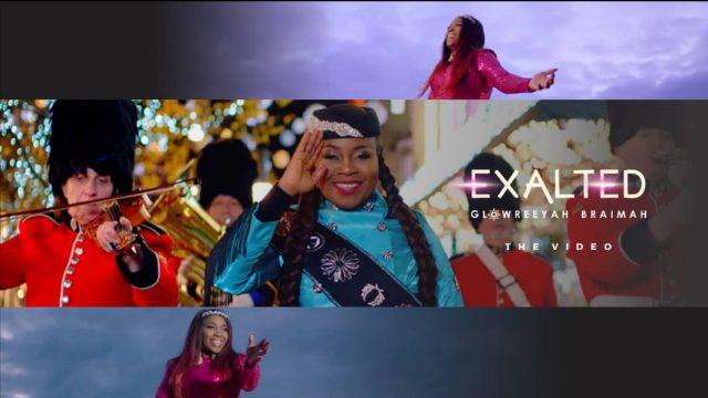 Glowreeyah Braimah - Exalted (New Music Video) Download