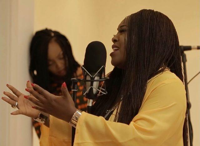 Glowreeyah Braimah - Wonderful God Ft. TY Bello Nwando Omosebi, Ighiwiyisi Jacobs, George