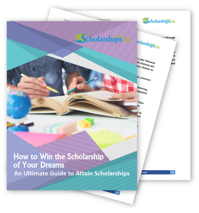 How to Win the Scholarship of Your Dreams