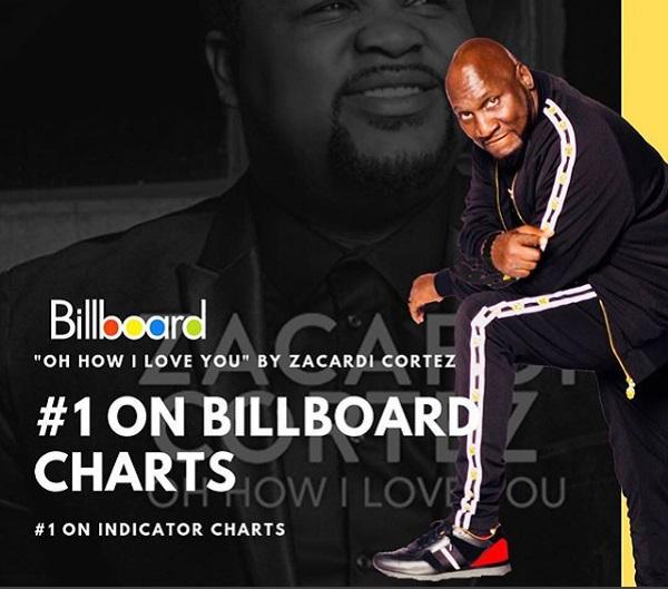 Kerry Douglas Strikes No. 1 On Billboard