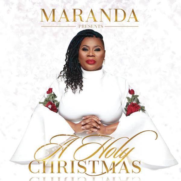 Maranda Curtis - A Holy Christmas (ALBUM)