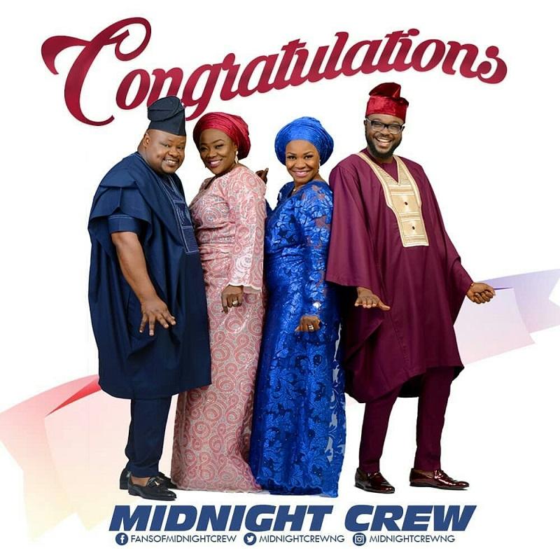 Midnight Crew - Congratulation + Good God