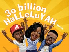 Mike Abdul - 30 Billion Halleluyah (Remix) Ft. Monique & A'Dam