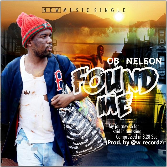 Obehi Agbo aka Ob Nelson (ObJazz) - Found Me