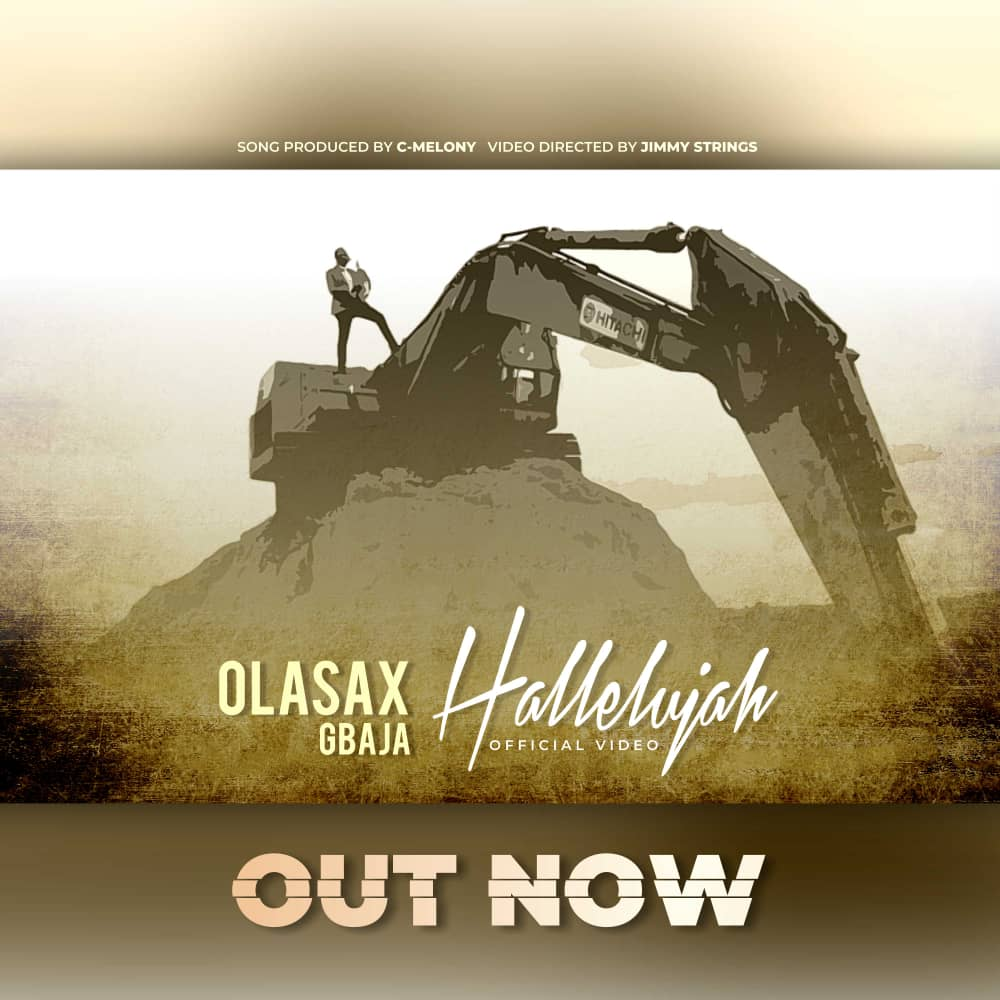 OlasaxGbaja - Halleluyah