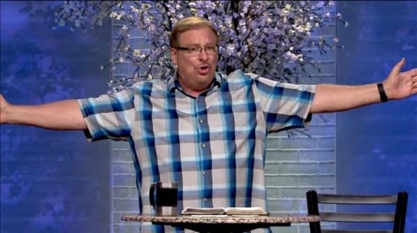 Pastor Rick Warren Recovering After Emergency Surgery