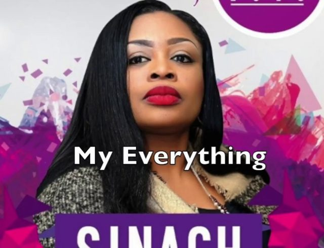 Sinach - My Everything Song