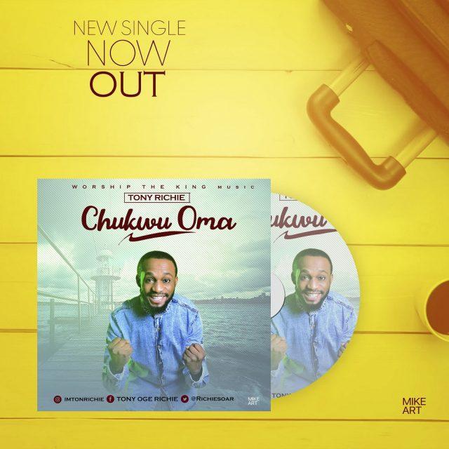 Tony Richie - Chukwu Oma