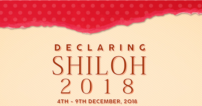 Winners Chapel Shiloh 2018 Date, Time, Programme Schedule (Dominion)