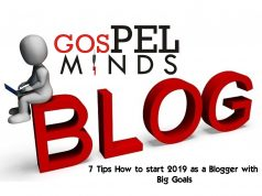 7 Tips How to start 2019 as a blogger with big Goals