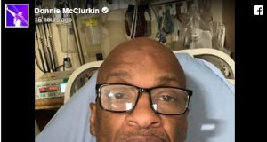Donnie McClurkin In Ghastly Motor Accident