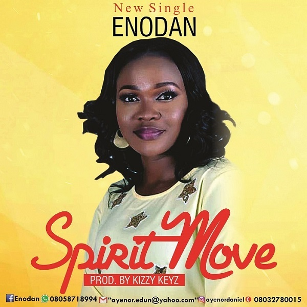 Enodan - Spirit Move