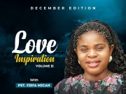 "Fiefa Micah Love Inspiration ""You Are The Solution Vol I December 2018"