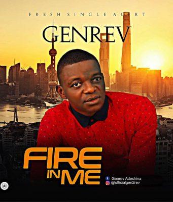 Genrev - Fire In Me