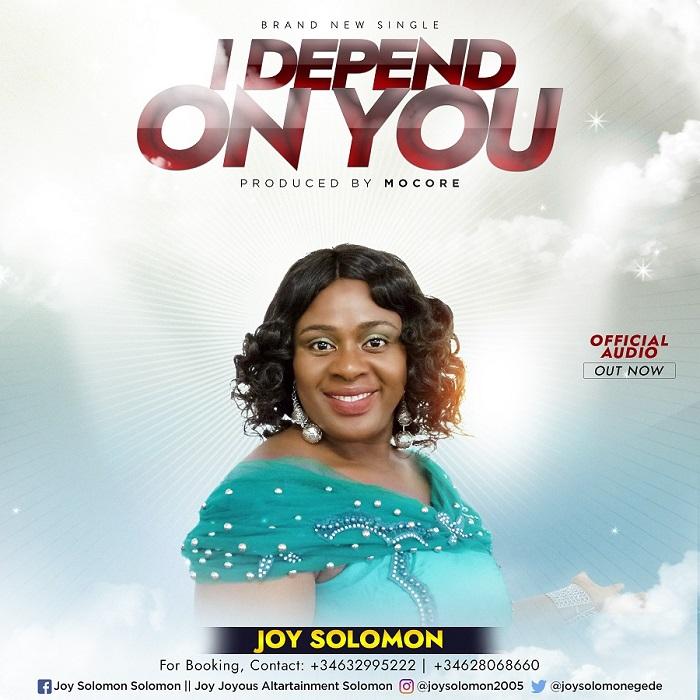 Joy Solomon - I Depend On You