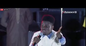 Kenny Blaq Live Performance at The Experience 2018