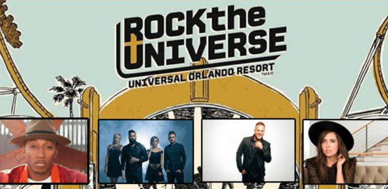 Matthew West, Lecrae & Skillet Headline Rock The Universe February 1&2