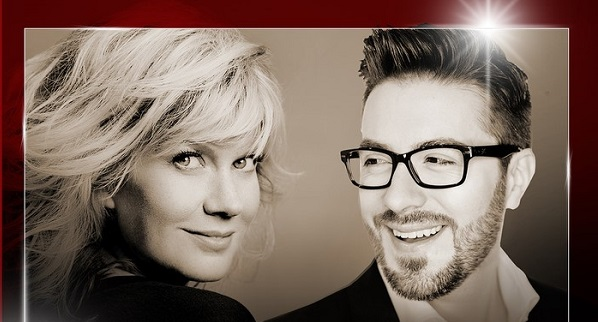 Natalie Grant & Danny Gokey Reprise - The Prayer