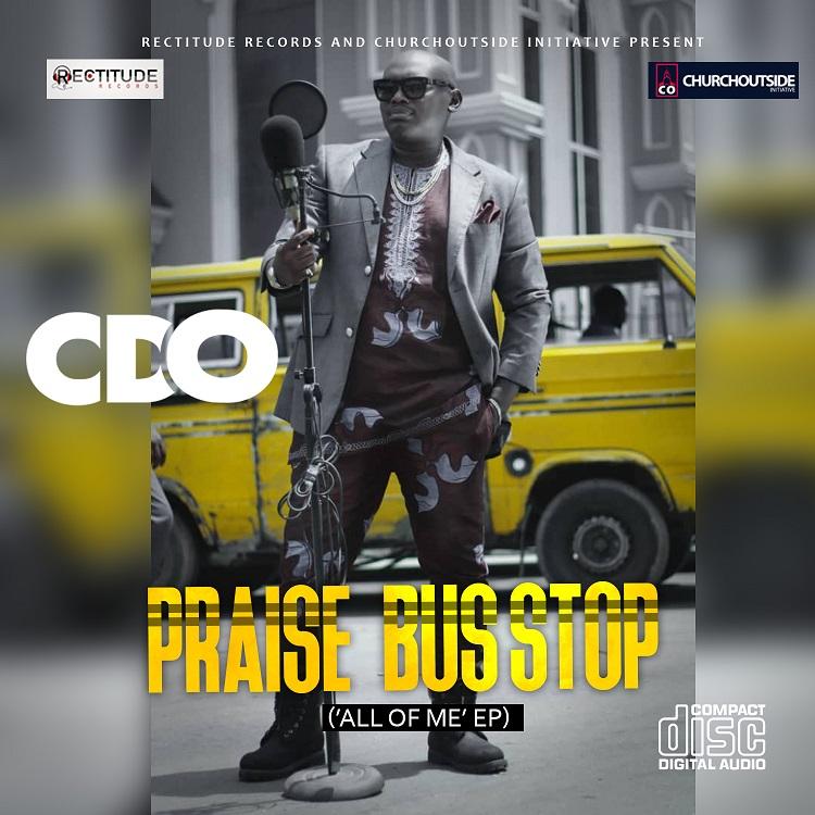 PRAISE BUS-STOP by CDO