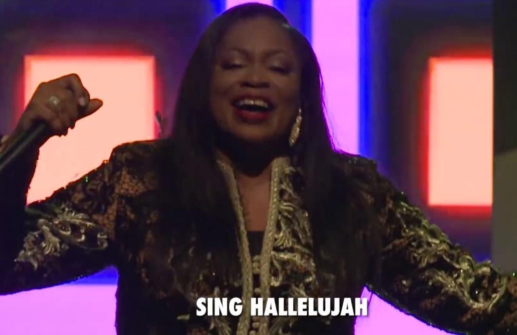Sinach - Sing Hallelujah Live Video