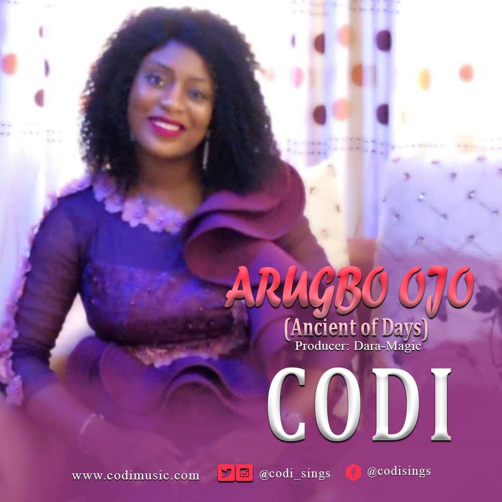 Codi - Arugbo Ojo (Ancient of Days)
