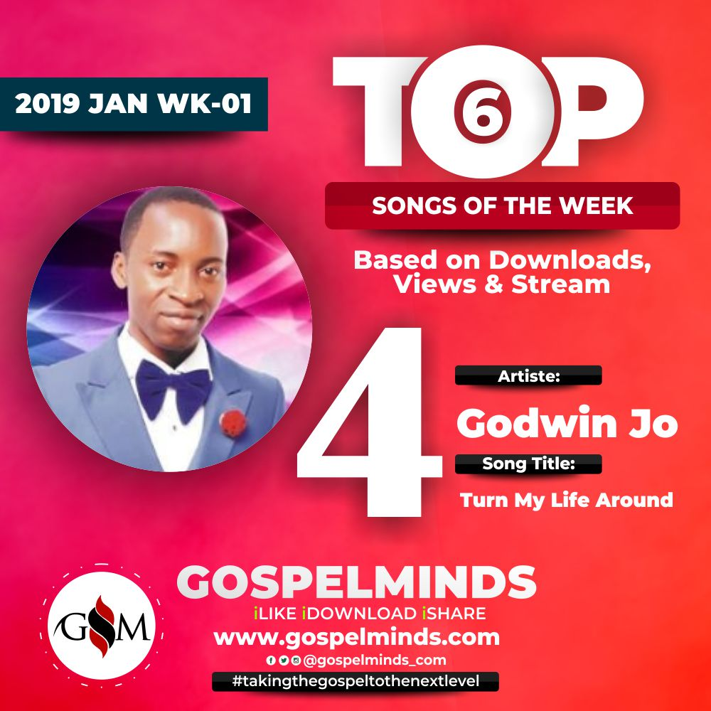 Godwin Jo - Turn My Life Around (No. 4)