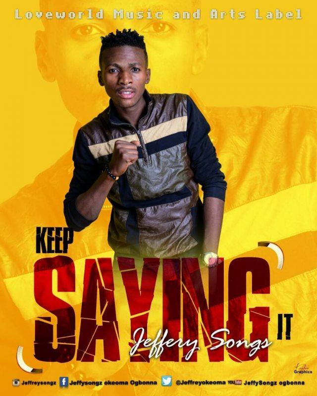 Jeffery Songz - Keep Saying It