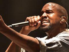 Kanye West Sunday Service performance