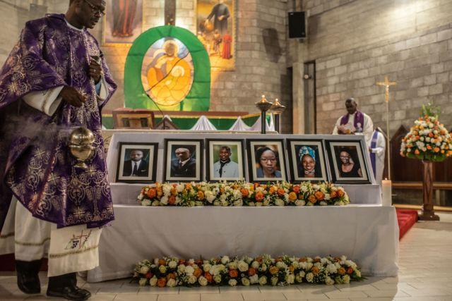 Kenya Holds Memorial Service For Nairobi Hotel Terror Victims 3