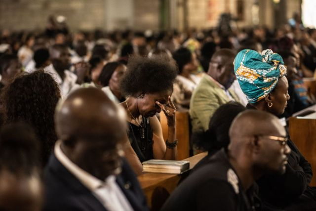 Kenya Holds Memorial Service For Nairobi Hotel Terror Victims 4