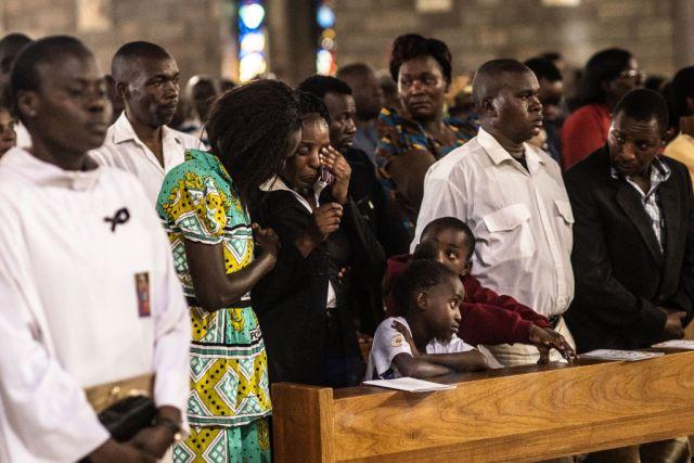 Kenya Holds Memorial Service For Nairobi Hotel Terror Victims 6