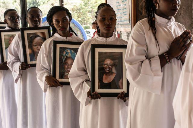 Kenya Holds Memorial Service For Nairobi Hotel Terror Victims