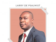 Larry De Psalmist - Lord Jesus Christ