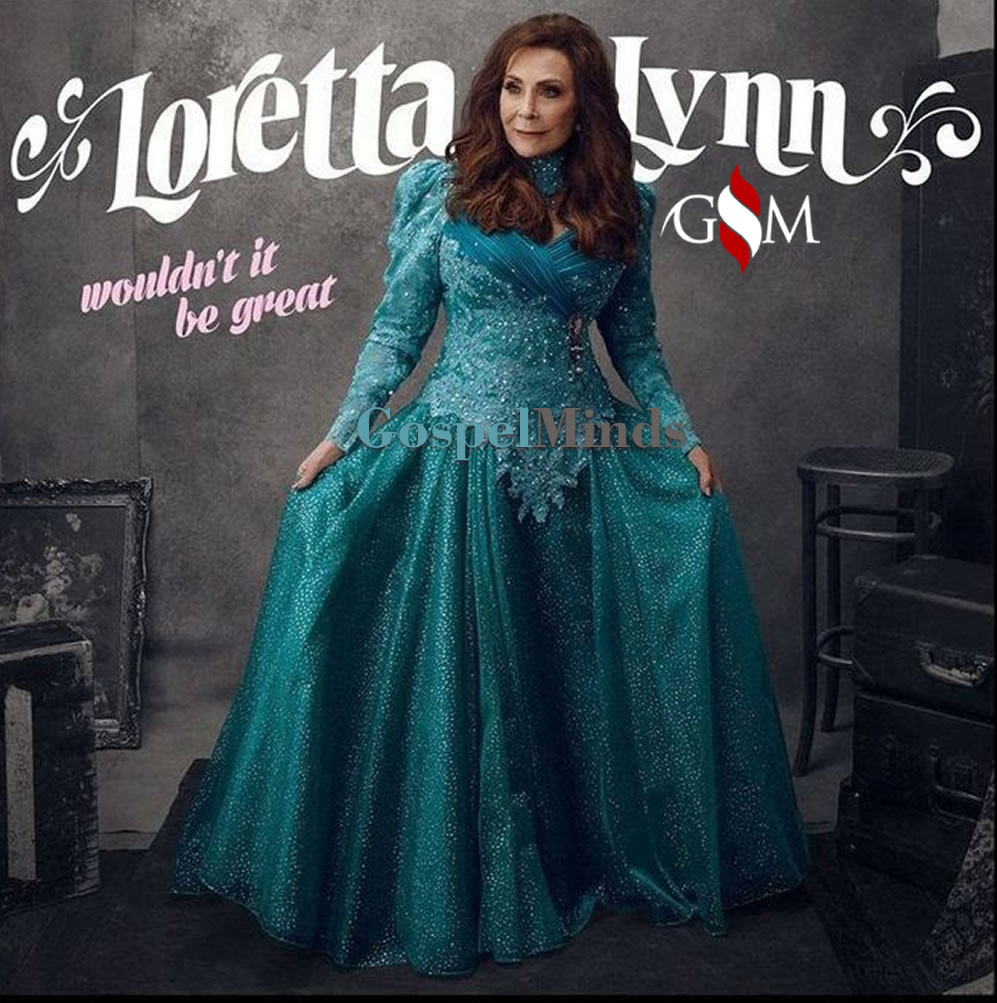Loretta Lynn - God Makes No Mistakes