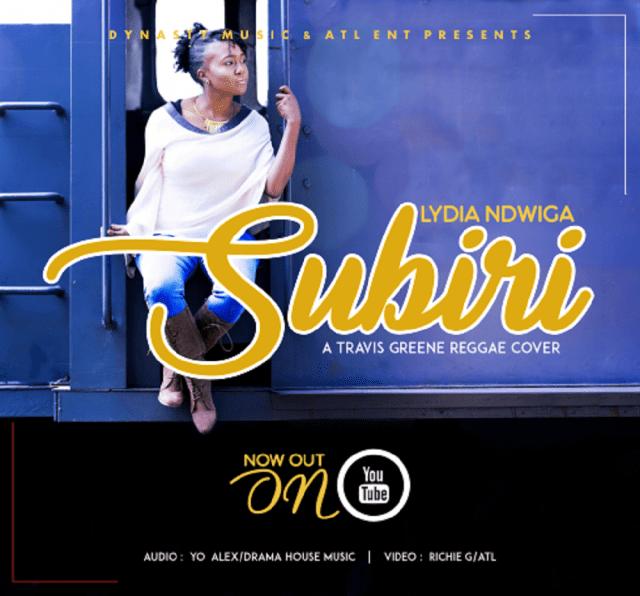 Lydia Ndwiga - Subiri (You Waited) Travis Greene