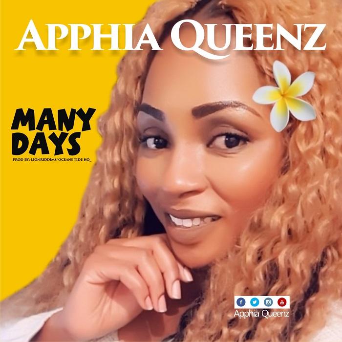 Apphia Queen - Many Days