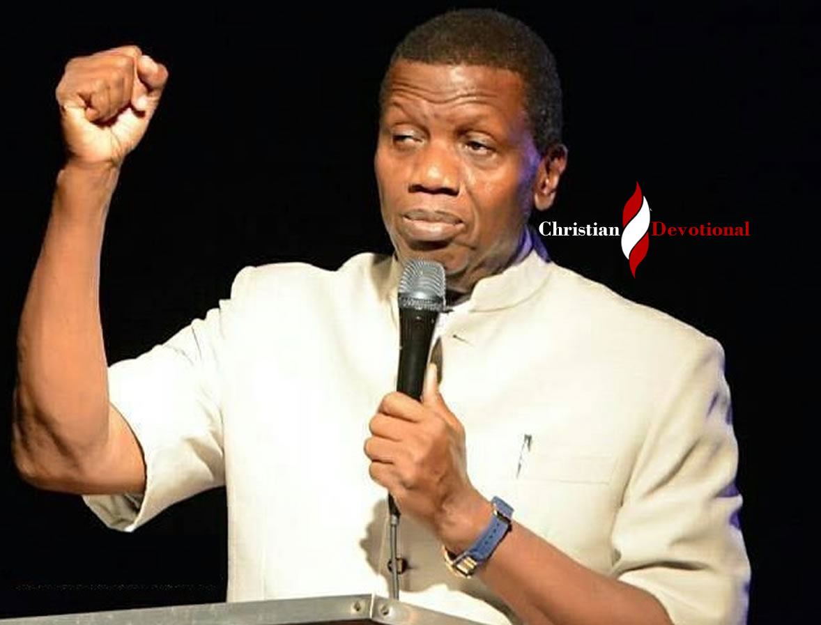 Open Heaven Daily Devotional Pastor E. A. Adeboye