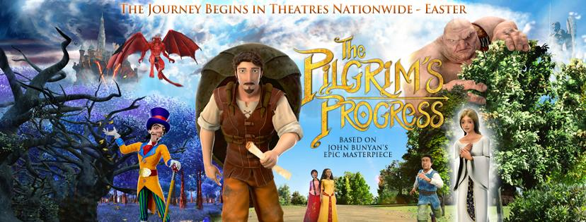 The Pilgrim Progress Comes To Theaters Easter 2019
