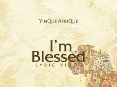 YinQue AfriQue - Im Blessed