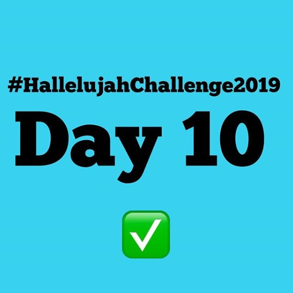 2019 Hallelujah Challenge Day 10 with Nathaniel Bassey