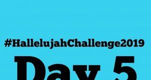 2019 Hallelujah Challenge Day 5 with Nathaniel Bassey