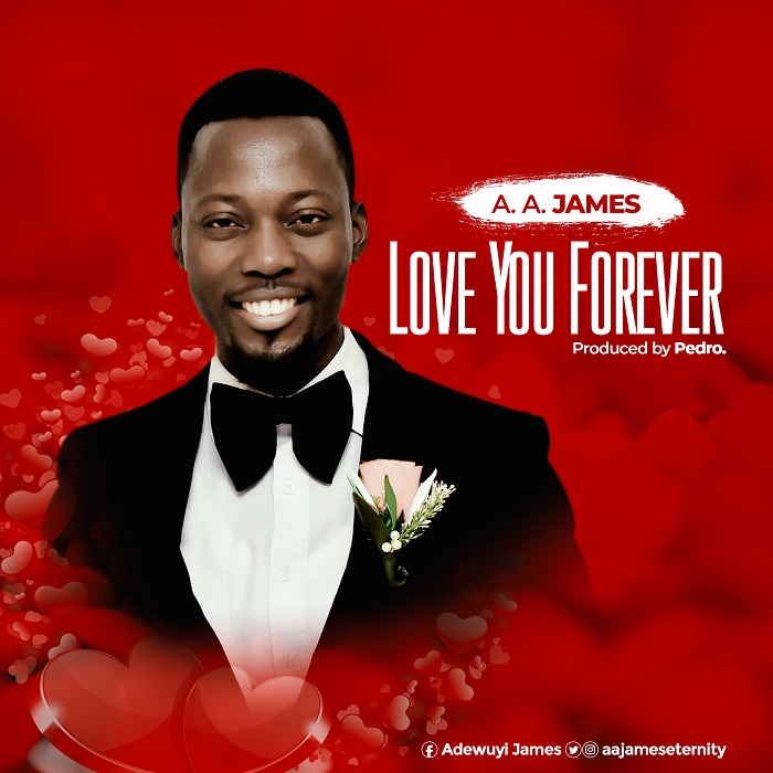 A. A. James Love You Forever
