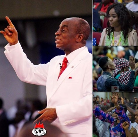 Bishop David Oyedepo - Covenant Blessings For This Week