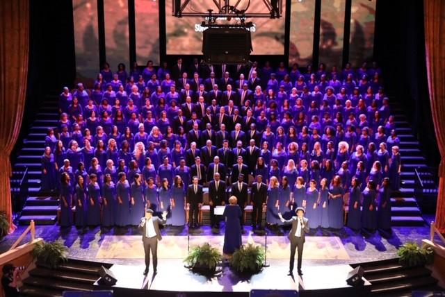 Brooklyn Tabernacle Choir Wins Holy Grounds Contest