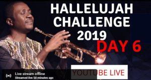 Day 6 - Hallelujah Challenge 2019