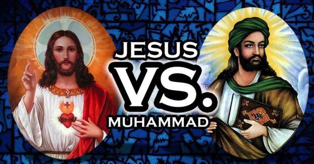 Differences between Muhammad and JESUS