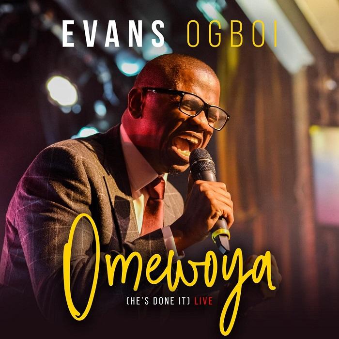 Evans Ogboi - Omewoya